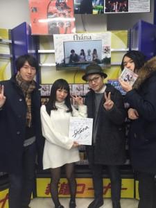 アニメイト新宿店さま!