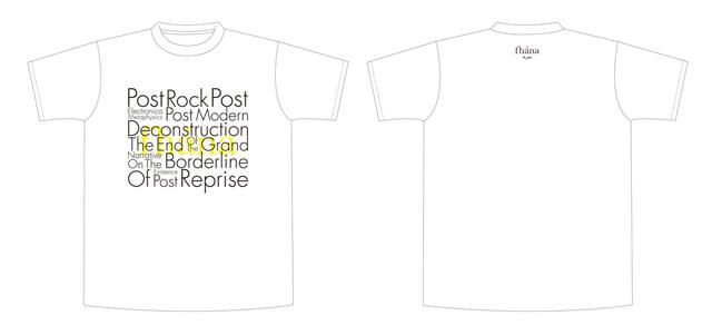 fhana_PostRepriseTshirt_men_m