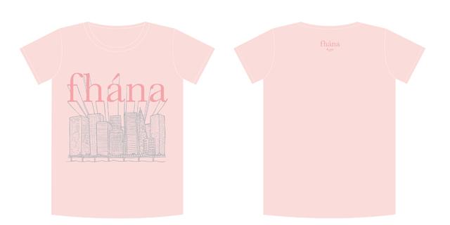 fhana_SS_Tshirt_W_sample