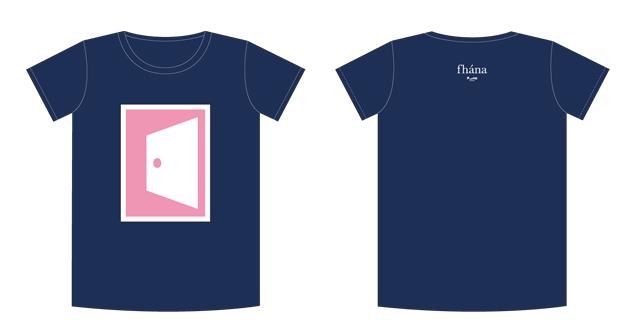 fhana_TM_Tshirt_W_sample