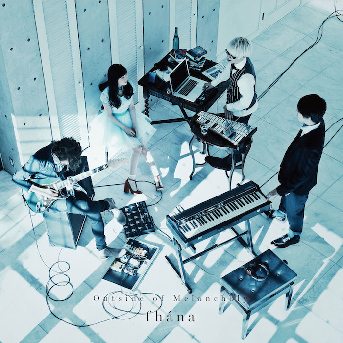 Outside of Melancholy(通常盤) / fhána