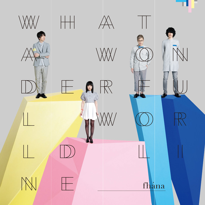What a Wonderful World Line(通常盤) / fhána